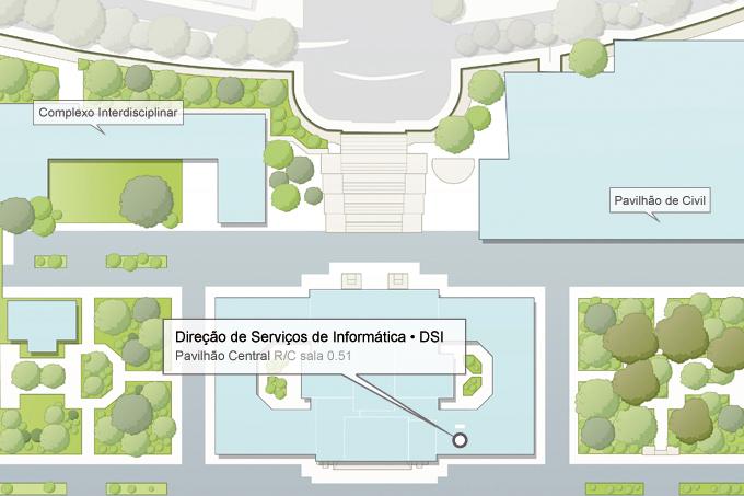 mapa ist alameda Os Serviços de Informática | Serviços de Informática • SI mapa ist alameda